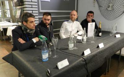 """PRESENTACIÓ DE LES II JORNADES GASTRONÒMIQUES """"A 4 MANS"""" AMB 4 RECONEGUTS XEFS"""